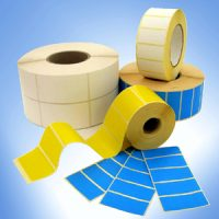 THERMAL TRANSFER PERMANENT LABELS