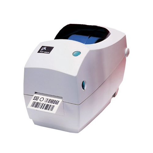 Zebra TLP 2824Plus Desktop Thermal Transfer Printer