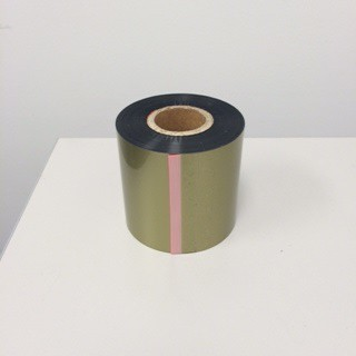 RFR 60mm X 300m Full Resin Thermal Transfer Ribbon Ink Out