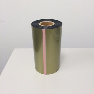 RFR-110 X 300m Full Resin Thermal Transfer Ribbon Ink Out
