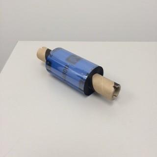 ZFR 57mm X 74m Zebra Full Resin Thermal Transfer Ribbon Ink Out