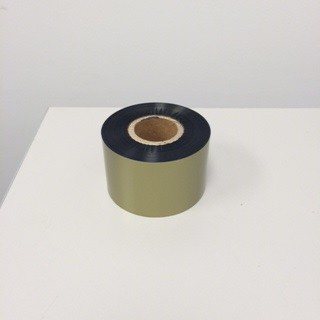 RFR 40mm X 300m Full Resin Thermal Transfer Ribbon Ink Out