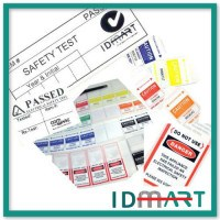 Electrical Test & Tag Labels