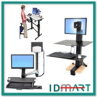 WorkFit Sit Stand Workstations